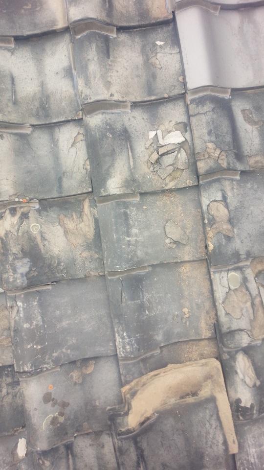 津市 雨漏り修理