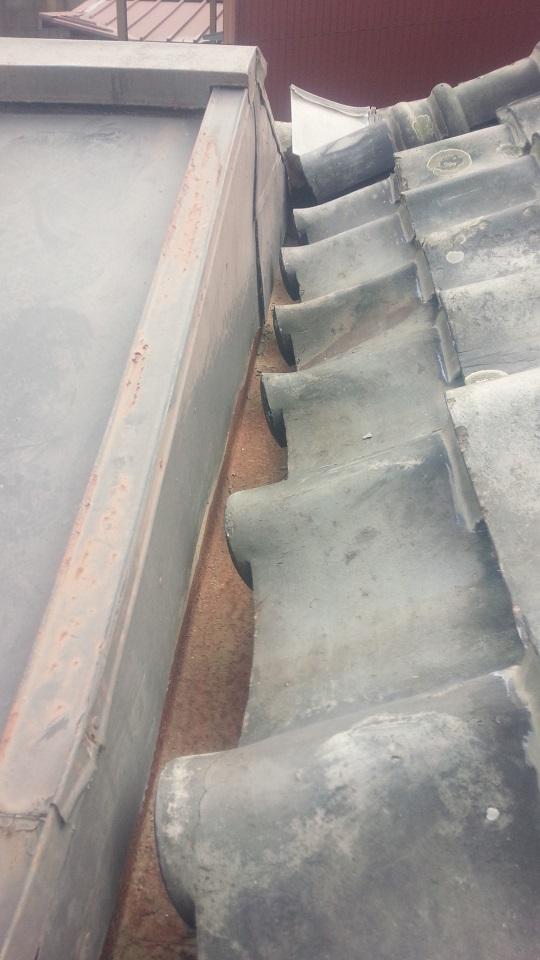 雨漏り修理・津市 Ⅿ邸