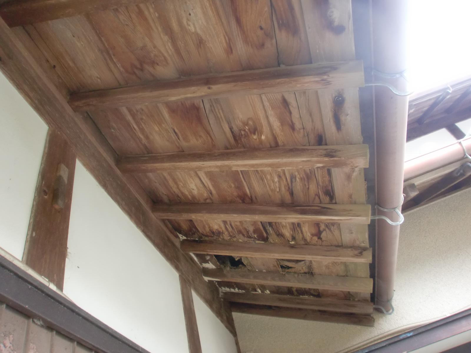 雨漏り修理・屋根修理 チェックリスト
