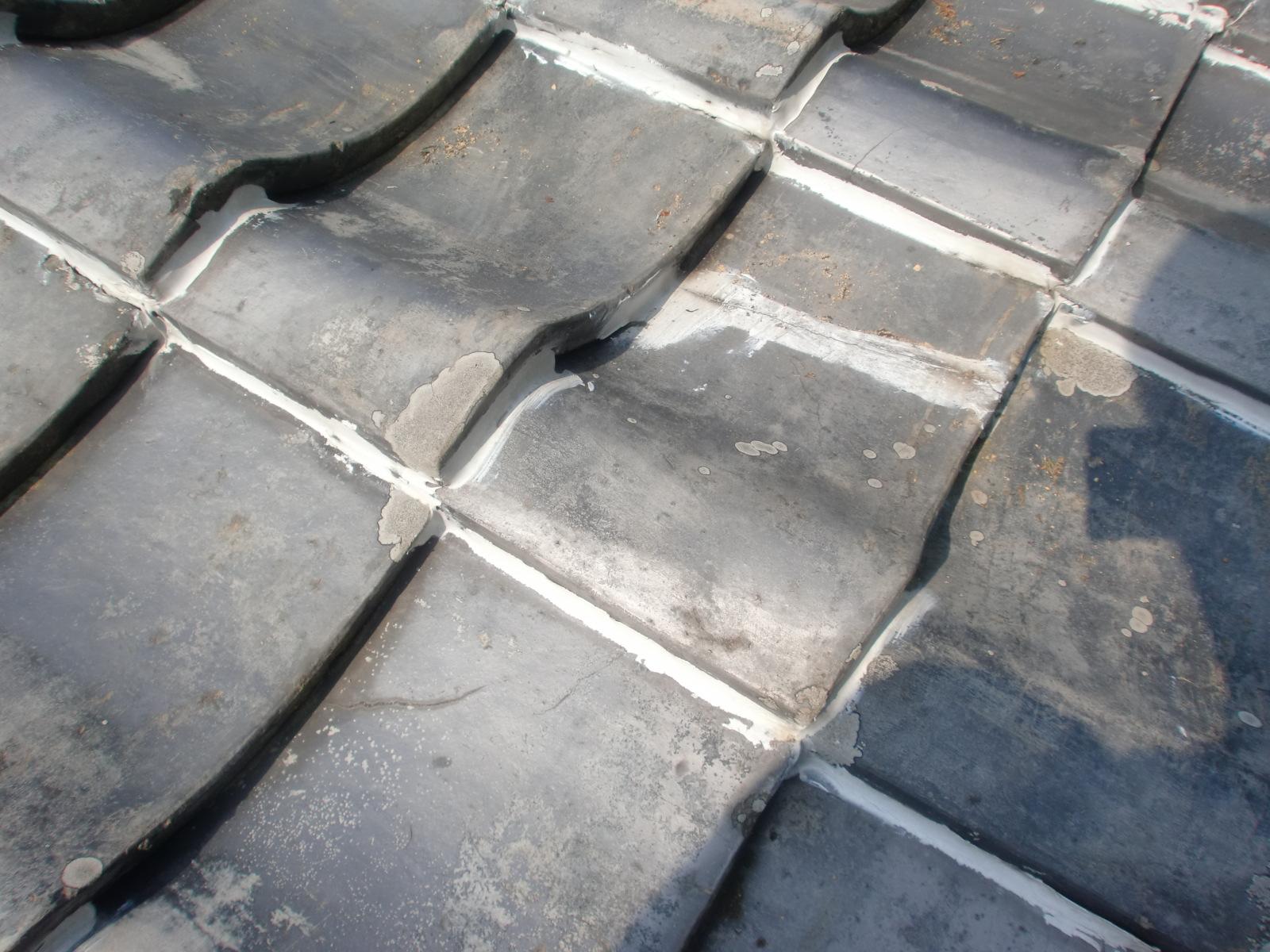 亀山市関町で雨漏り修理・屋根修理