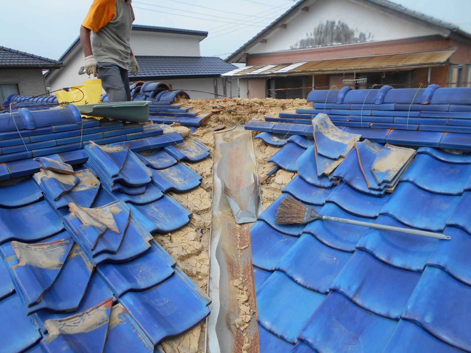 雨漏り修理 津市