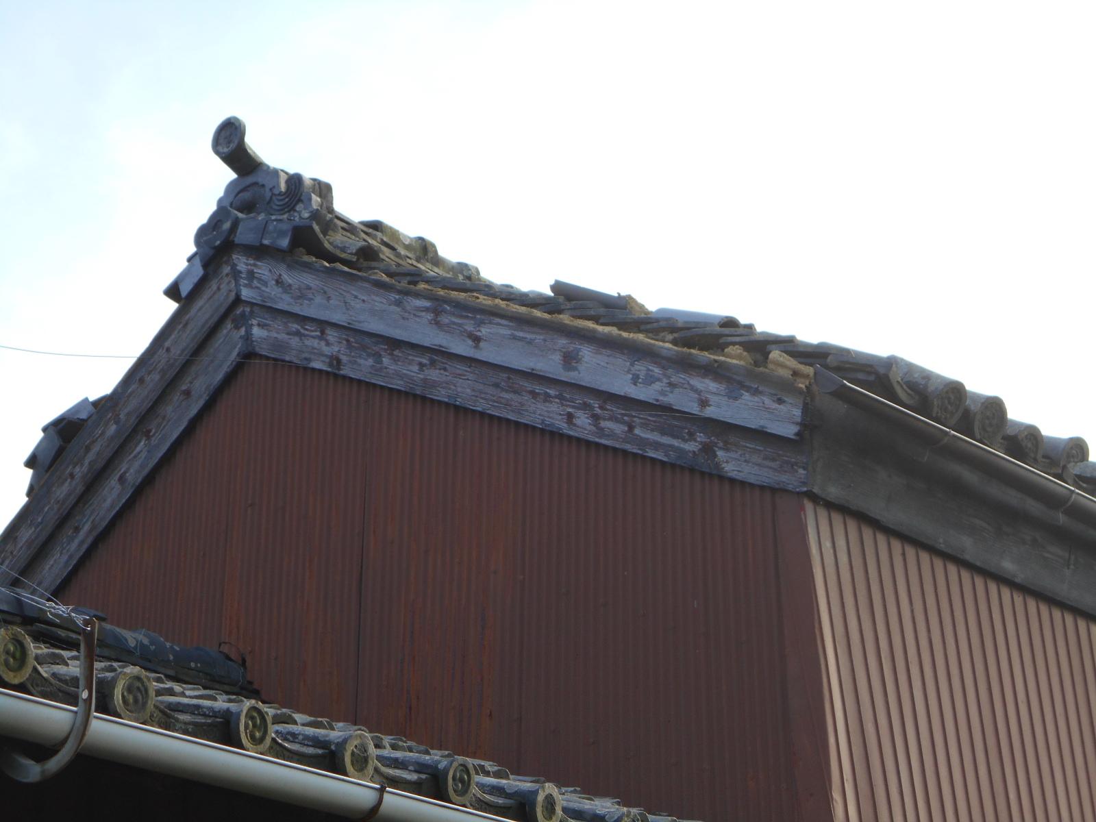 松阪市H様邸 雨漏り修理