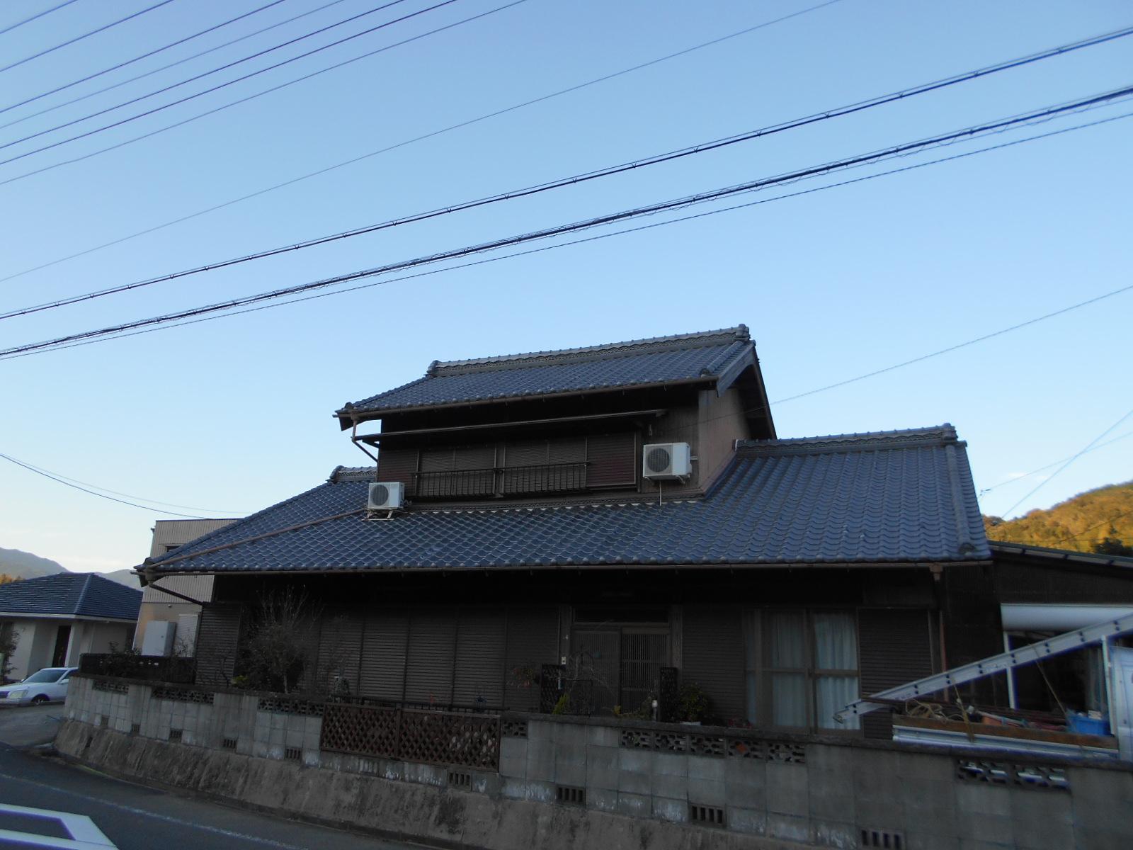 屋根修理 津市 Ⅿ様邸
