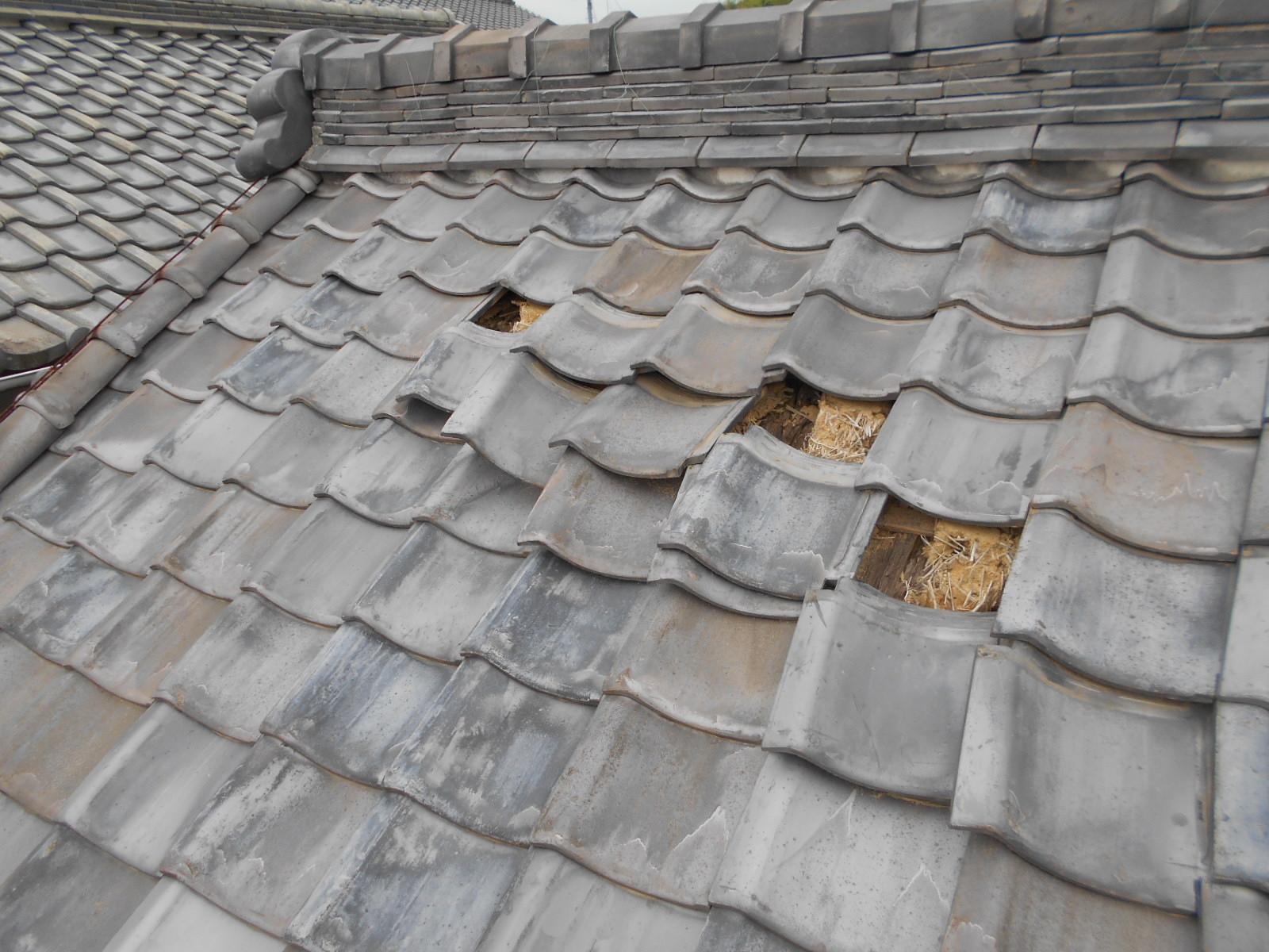 台風・突風災害 屋根修理