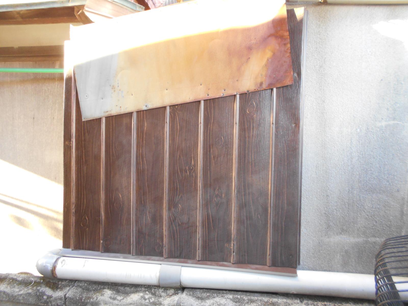 松阪市小野江町で外壁修理