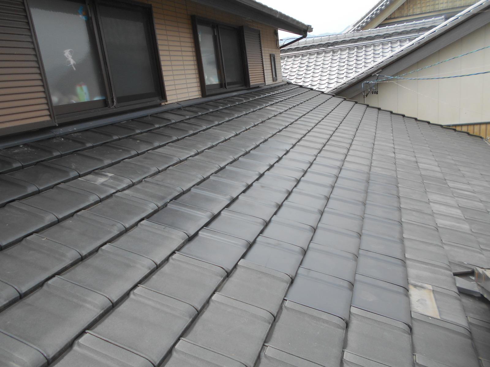 松阪市で雨漏り屋根修理