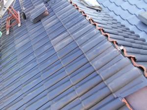津市 雨漏り屋根修理 葺き替え工事