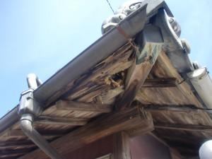 雨漏り修理・屋根修理