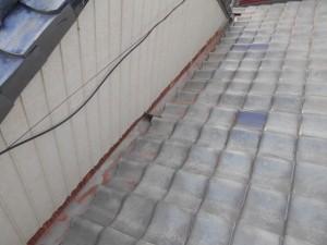 鈴鹿市 雨漏り屋根修理 T様邸