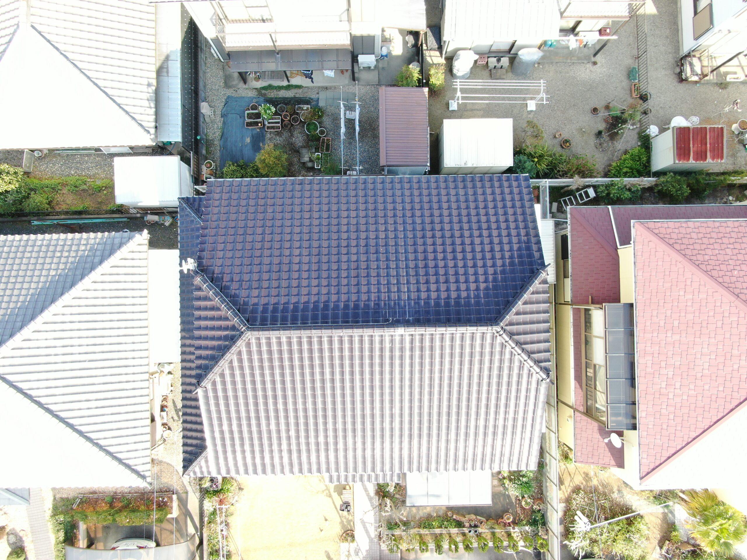 鈴鹿市で屋根修理・外壁塗装工事・雨樋工事